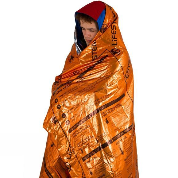 Lifesystems Heatshield Blanket Single No colour