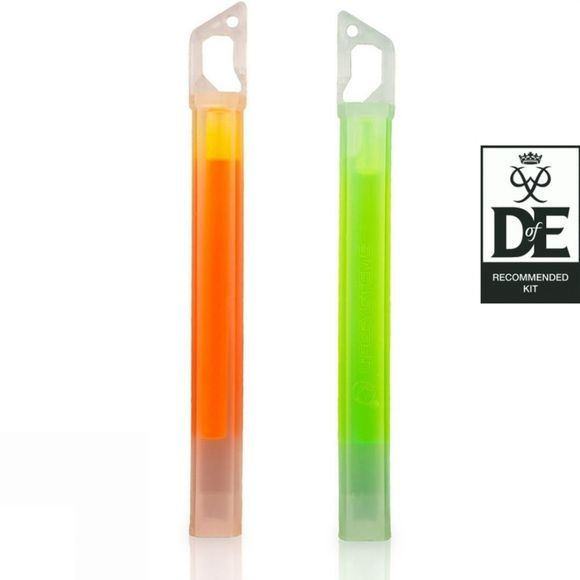 Lifesystems Light Sticks Orange/Green