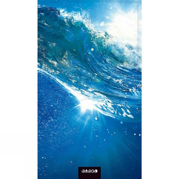 Bubel Shadow Beach Towel Clear