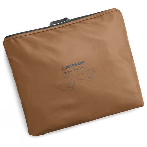 Ruff Wear Dirtbag Seat Cover Trailhead Brown