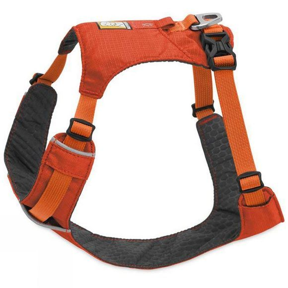 Ruff Wear Hi & Light Dog Harness Sockeye Red