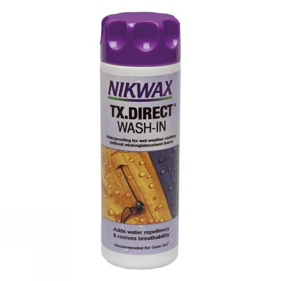 Nikwax TX Direct Wash In 300ml  .