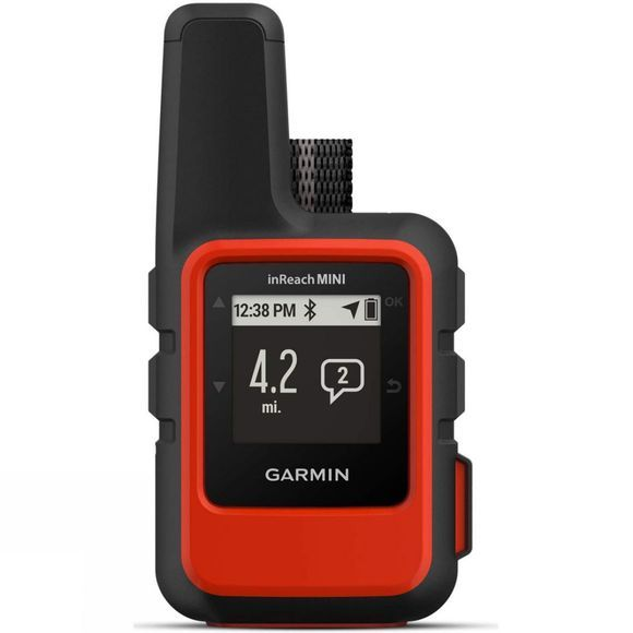 Garmin inReach Mini Satellite Communicator Orange