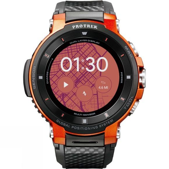 Casio  ProTrek Smart Watch WSD-F30 Orange
