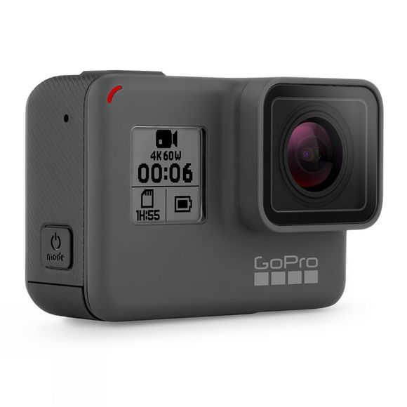 Hero6 Black + 32GB MicroSD Card Bundle