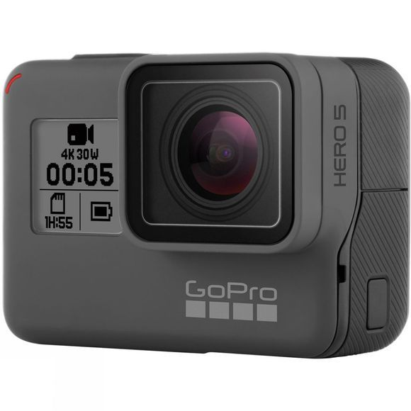GoPro Hero5 Black + 32GB MicroSD Card Bundle .