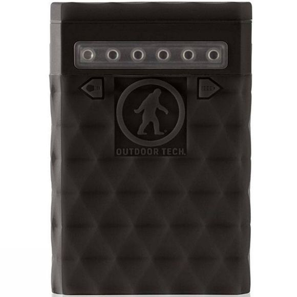 Outdoor Tech Kodiak Plus 2.0 Powerbank Black