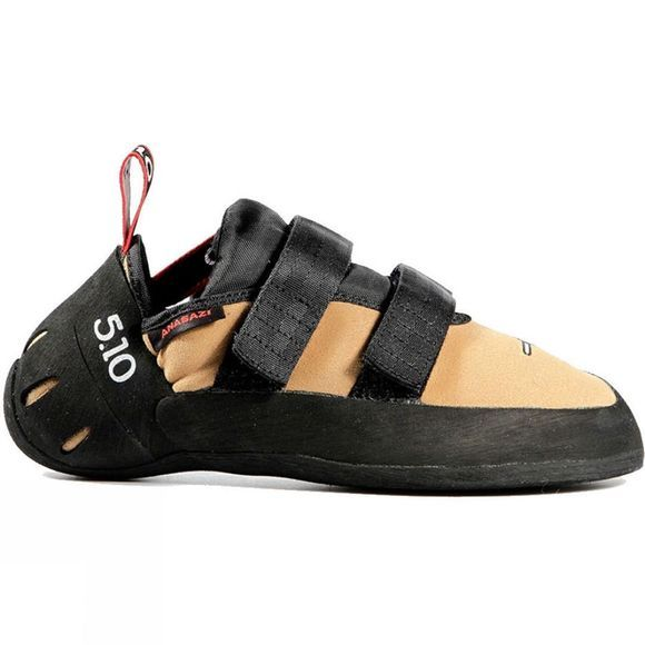 5.10 Anasazi Rock Shoe Gold Tan - C4 Rubber