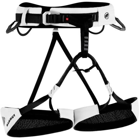 Mammut Womens Alnasca Harness White