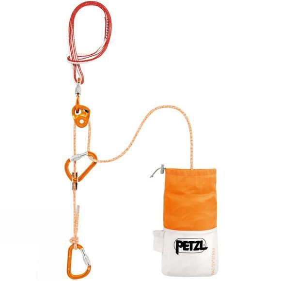 Petzl Kit Rad System Orange/White