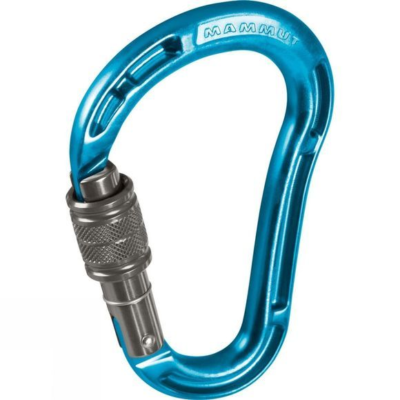 Mammut Bionic HMS Screw Gate Karabiner Screw Gate