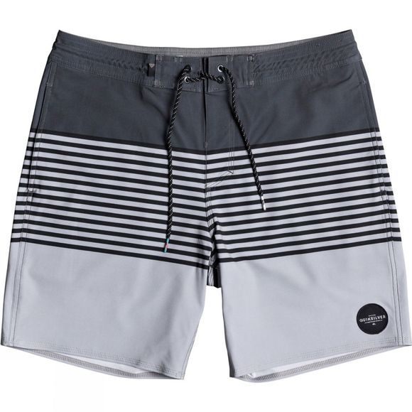 "Quiksilver Men's Revolution 18"" Beach Shorts Black"