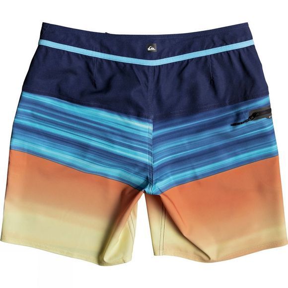 "Quiksilver Highline Hold Down Vee 18"" - Board Shorts Estate Blue"