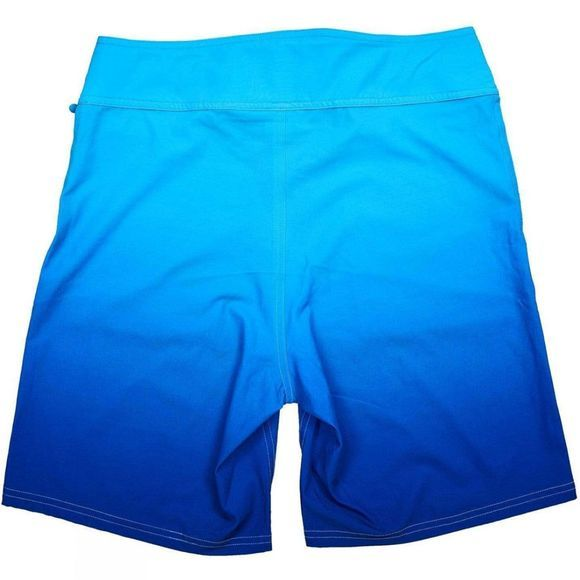 Dewerstone Mens Life Shorts 2.0 Blue Wave Fade