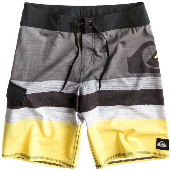 Quiksilver Mens Slater UEA19 Shorts Yellow