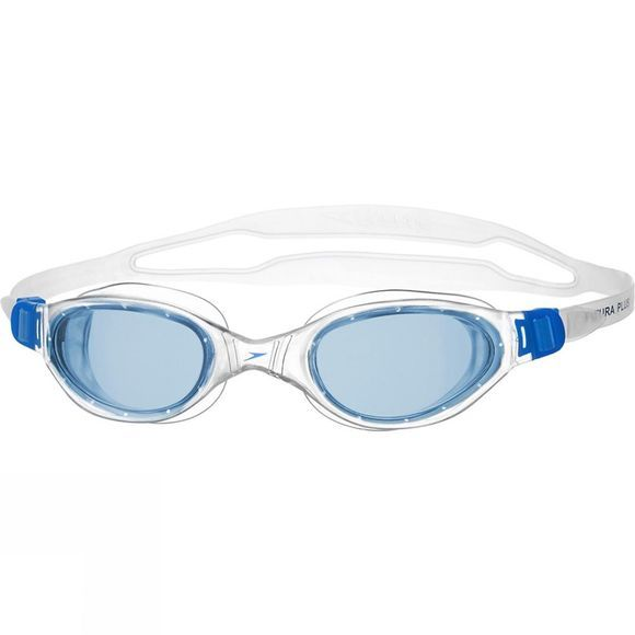 Speedo Unisex Futura Plus Goggle Clear/ Blue