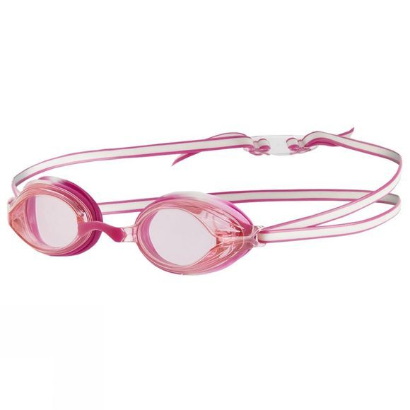 Speedo Kids Vengeance Junior Goggle White/ Ecstatic Pink