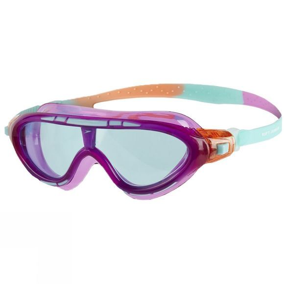 Speedo Kids Biofuse Rift Junior Goggle Orchid/ Soft Coral/ Peppermint