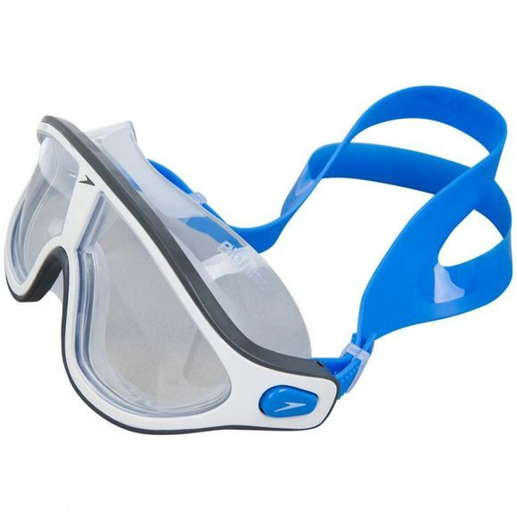 Speedo Rift Goggle Bondi Blue/White/Clear