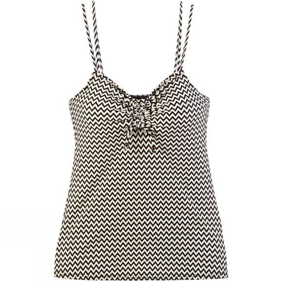 Protest Womens MM Joanna Tankini Top Seashell