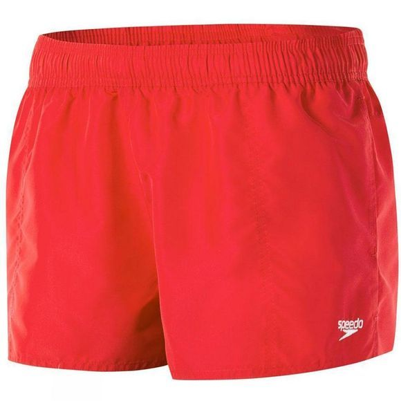 Speedo Womens Watershort Red