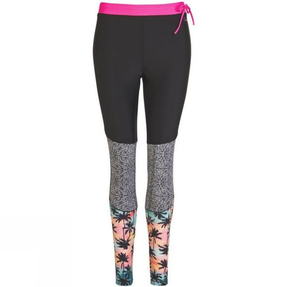 Protest Womens Impartial Surf Legging True Black