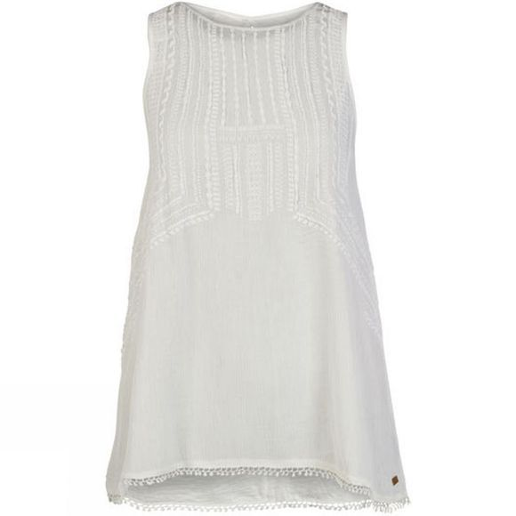 Protest Womens Spur Singlet Seashell