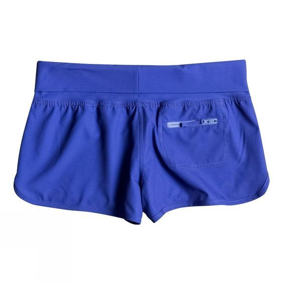 Roxy Womens Endless Summmer Beach Shorts Royal Blue