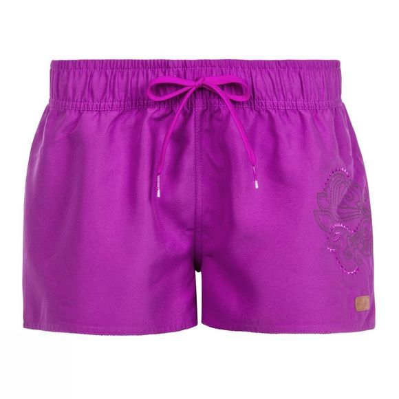 Protest Women's Evidence 17 Beach Shorts WILD BERRY