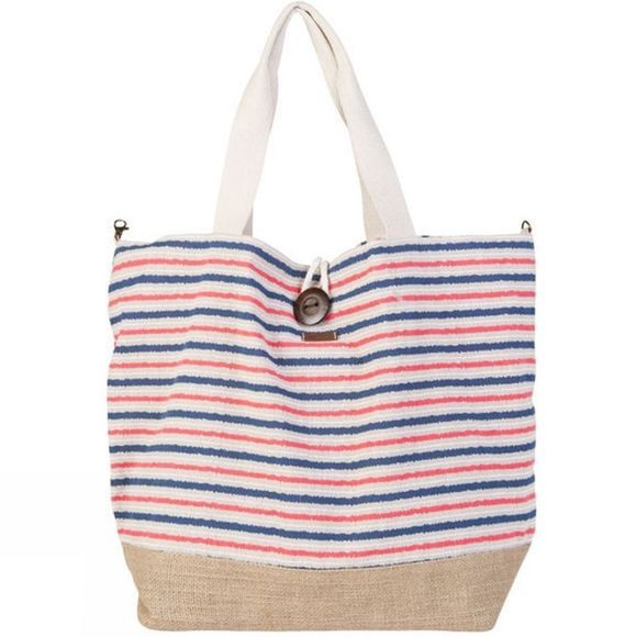 Protest  Exford Beach Bag GAS BLUE