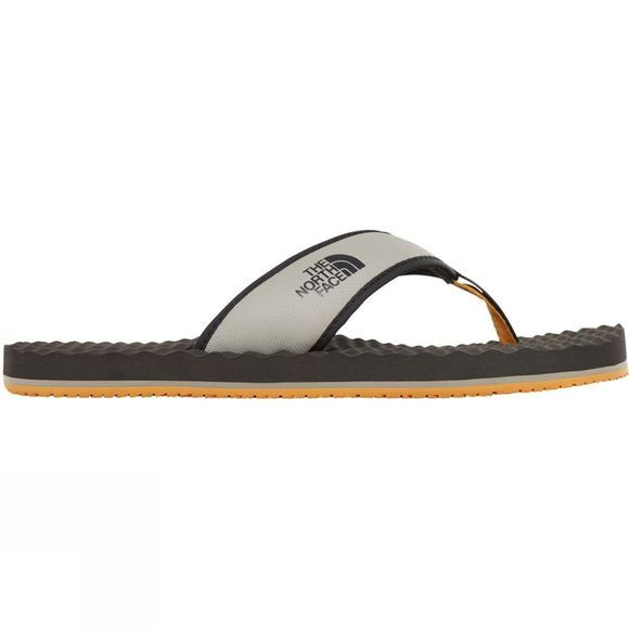 The North Face Men's Base Camp Flip Flop Phantom Grey/Silt Grey