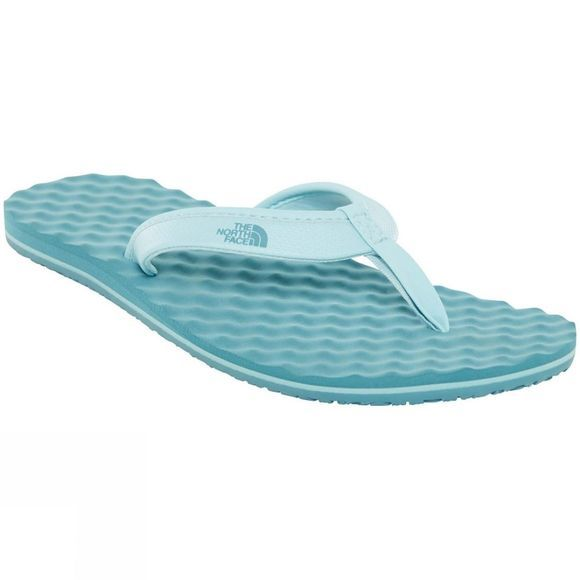 The North Face Women's Base Camp Mini Sandal Canal Blue/Storm Blue