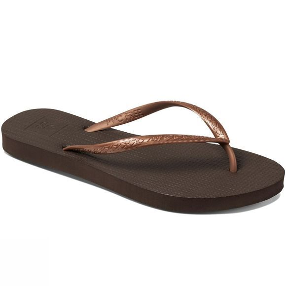 Reef Women's Escape Flip Flops Cocoa