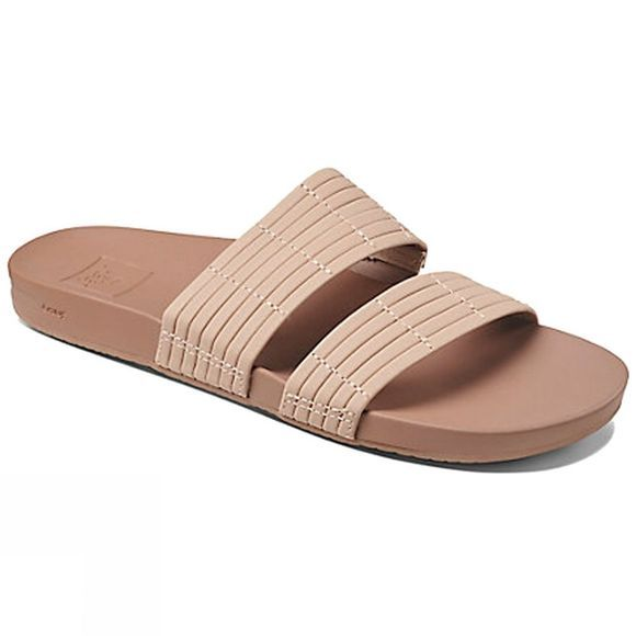 Reef Womens Cushion bounce Slide Nude