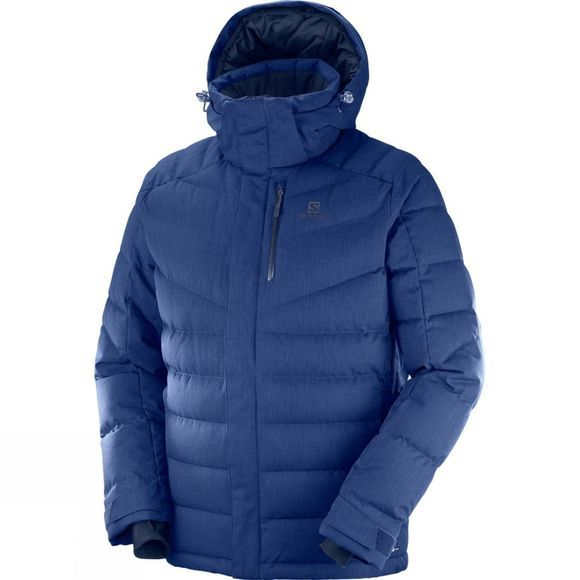 Salomon Men's Icetown Jacket Medieval Blue