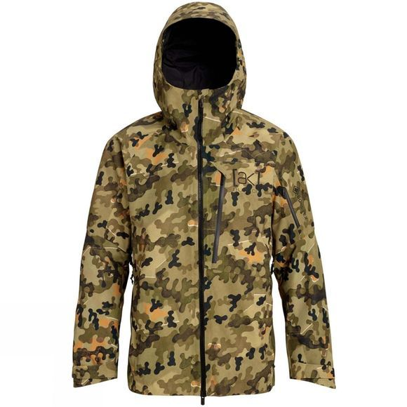 Burton Men's [AK] 2L Cyclic Gore-Tex Jacket Keef Shelter Camo