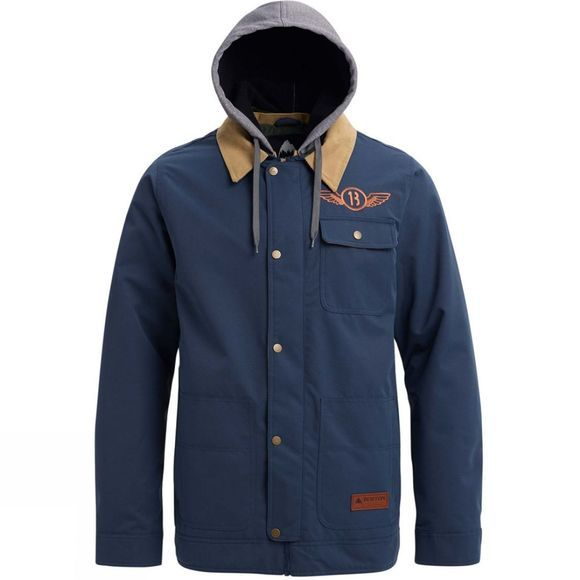 Burton Men's Dunmore Jacket Mood Indigo