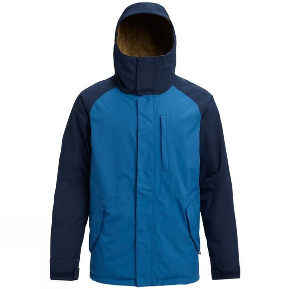 Burton Men's Radial Gore-Tex Jacket Vallarta Blue/ Mood Indigo