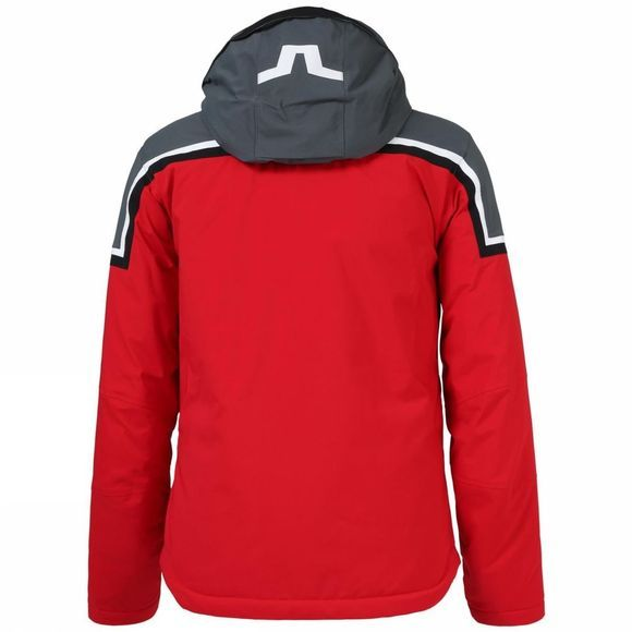J.Lindeberg Men's Prindle Gore-Tex Snow Jacket  Red Intense