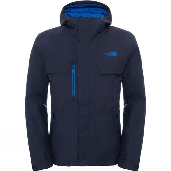 The North Face Men's Hickory Pass Insulated Jacket Urban navy