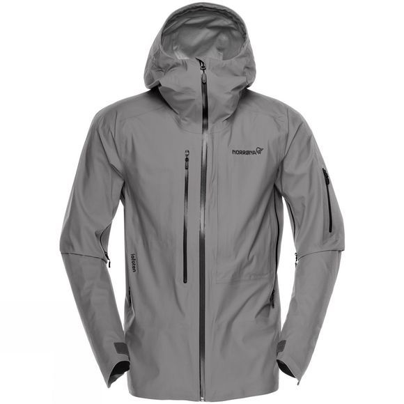 Norrona Mens Lofoten Gore Tex Active Jacket Mercury