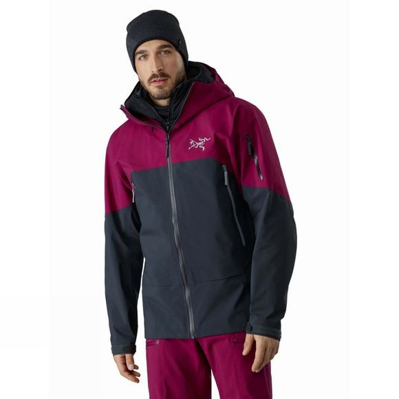 Arc'teryx Mens Rush Gore-Tex Pro Jacket Space Chaos