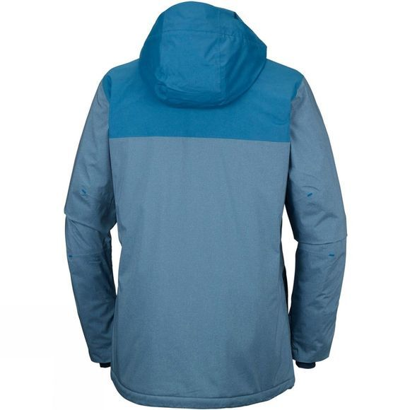 Columbia Mens Lost Peak Jacket Phoenix Blue