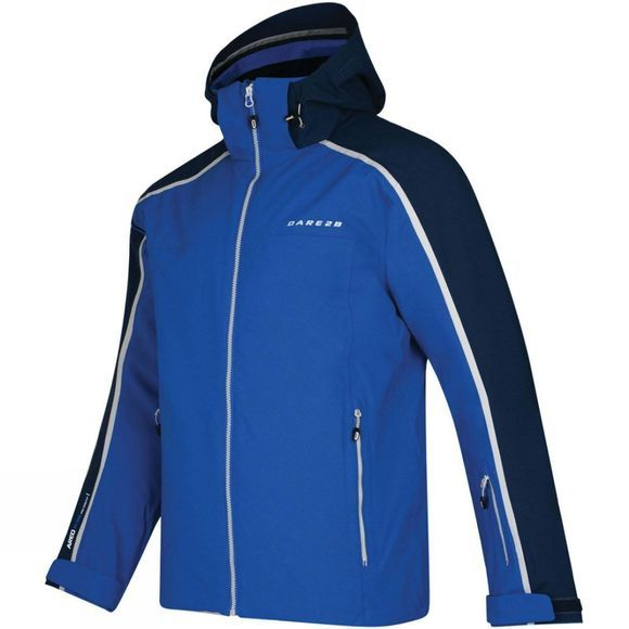 Dare 2 b Mens Immensity II Jacket Oxford Blue/Admiral Blue