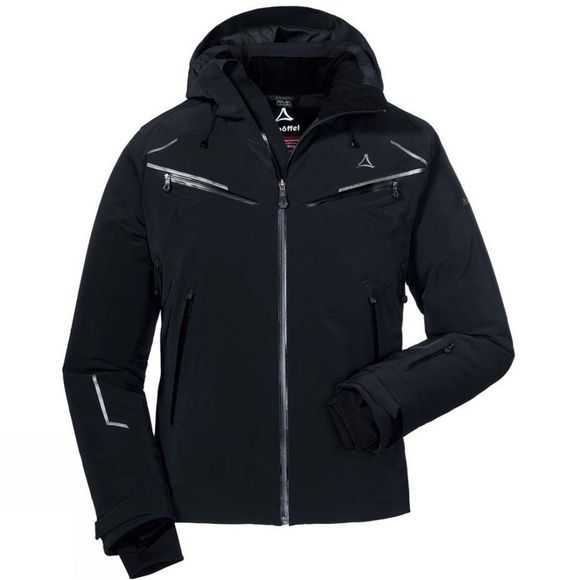 Schoffel Mens Solden 2 Ski Jacket Black
