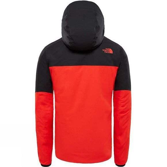 The North Face Mens Chakal Jacket Fiery Red/ TNF Black