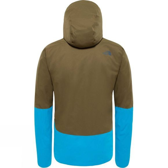 The North Face Mens Sickline Jacket Beech Green/ Hyper Blue