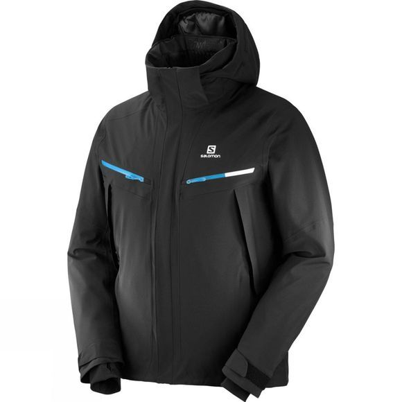 Salomon Mens Icecool Jacket Black