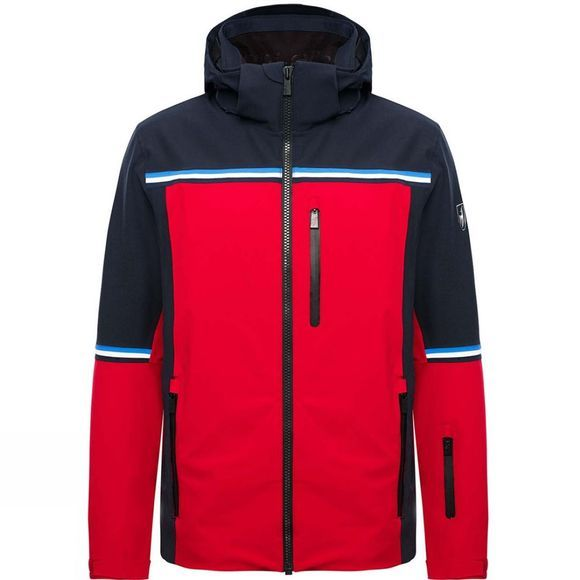 Toni Sailer Sports Mens Joaquin Jacket Classic Red