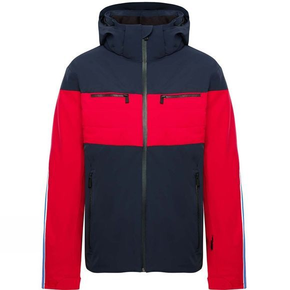 Toni Sailer Sports Mens Orson Jacket Classic Red
